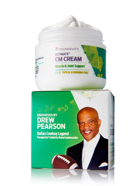 Ultimate CM Cream™ (Paraben-Free) - 2 oz