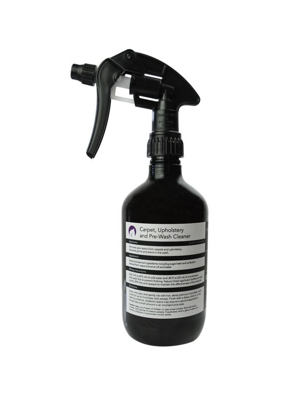 Nature Direct Carpet, Upholstery & Pre-Wash Applicator Bottle Only - 500ml