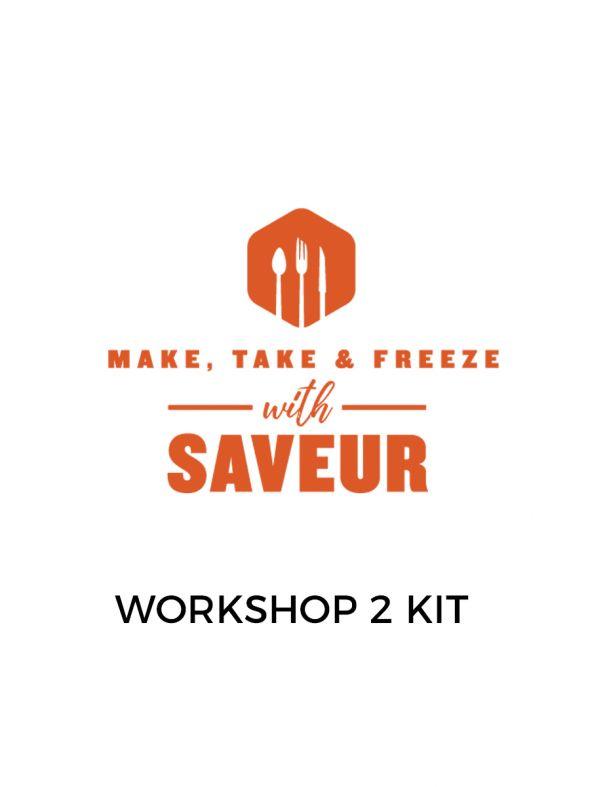 Make, Take and Freeze Workshop Kit 2